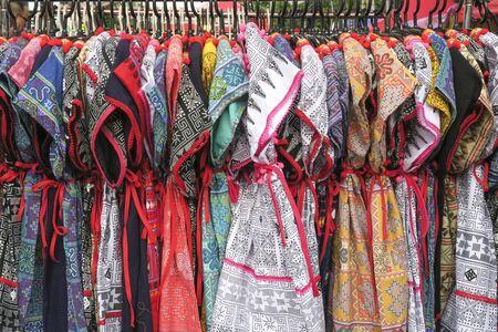 Ethnic costume Stock Photo