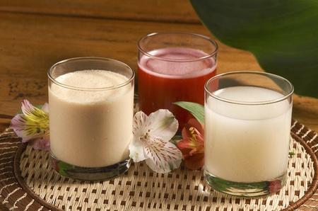 fruit juices photo