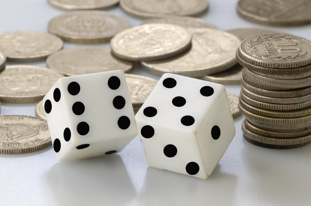 given currency on a white background