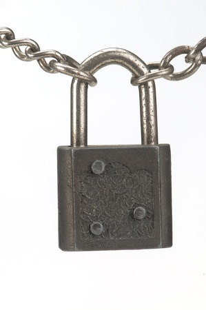 safety chain Stock Photo