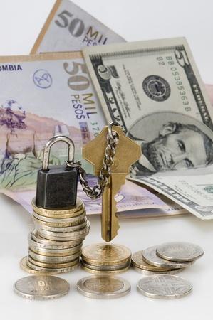 colombian peso, $ 5