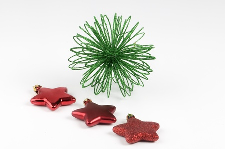 christmas ornaments. Stock Photo - 10684493