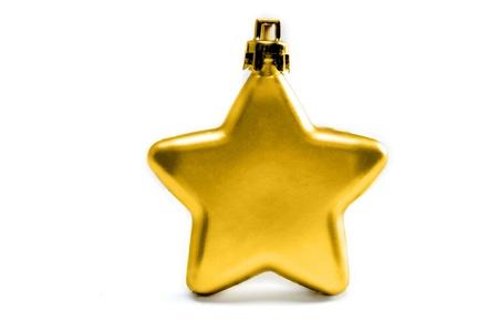 arbol: estrella de Navidad