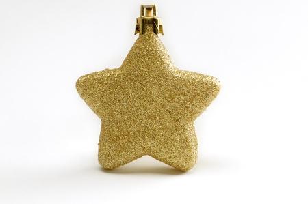 Estrella de Navidad Foto de archivo - 10684594