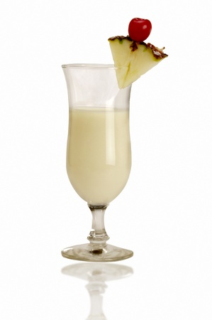 pineapple drink Stock Photo - 10763731
