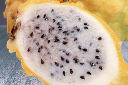 Pitaya, dragon fruit yellow Stock Photo - 12684750