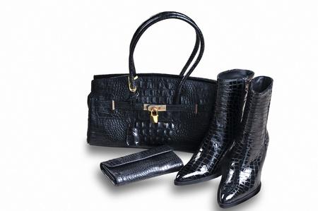 shoe and bag wallet women