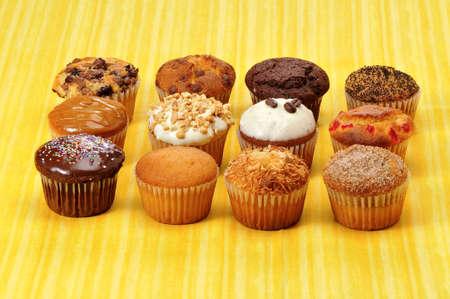 muffins- muffins Stock Photo