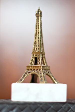 Souvenir Eiffel Tower photo