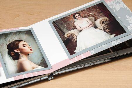 photobook Stock Photo