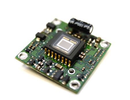 ccd: Video sensor control of the digital minichamber of system of video observation