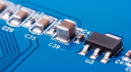 電子コレクション - コンピューター基板 SMD コンポーネントとフラグメント