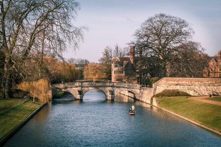 punt: Punting @ Cambridge