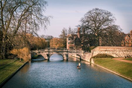 Punting @ Cambridge
