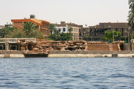 the nile: Life on the River Nile