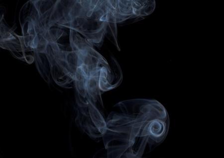 artictic: Artictic background in dark colors. The smoke. Stock Photo