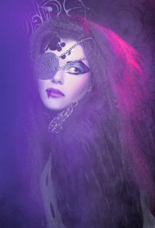 dreamy eyed: Creative girl