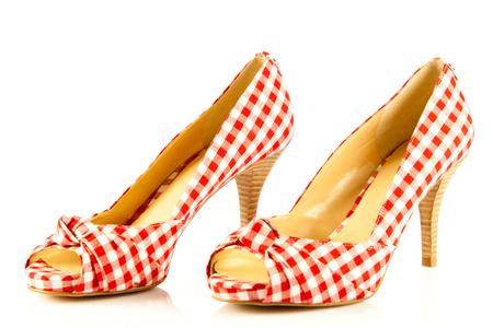 High heel women shoes  photo