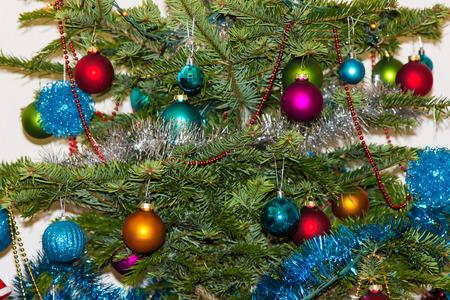 christmastree: Christmas-tree decorations. 2015