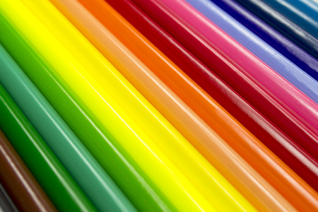 viewable: Abstract rainbow background. Photo with lines of different colors