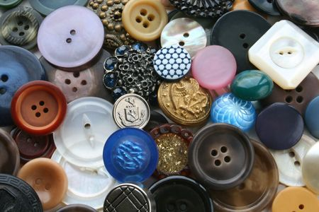 conglomeration: Discarded Buttons