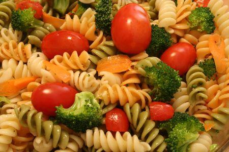 healthful: Ensalada de pasta