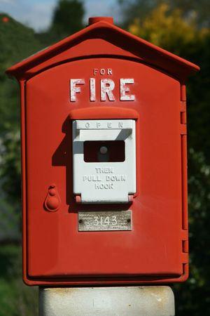 summon: Fire Alarm Box