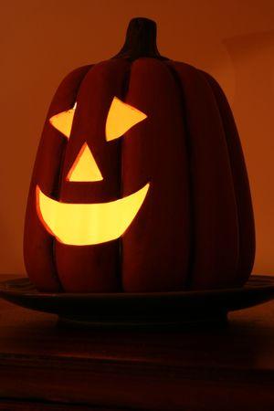Jack-o'-lantern Stock Photo - 596804