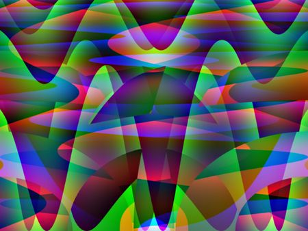 Rainbow Abstract Stock Photo - 786758