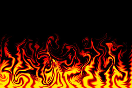 hellish: Fire Illustration