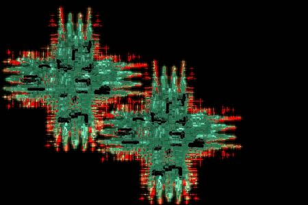 Circuit Board Background Stock fotó