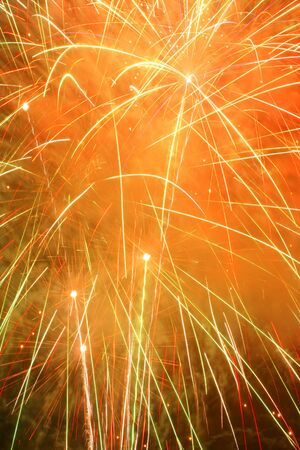 orgasm: Fireworks Abstract