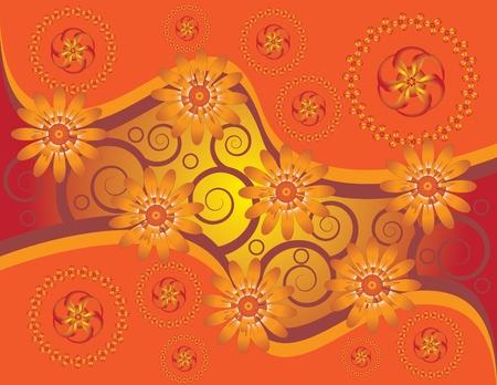 Floral Episode Ilustração