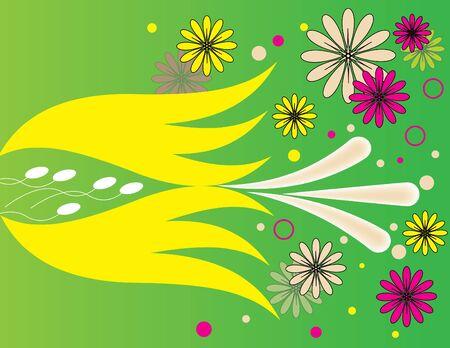 Gardening Ilustração