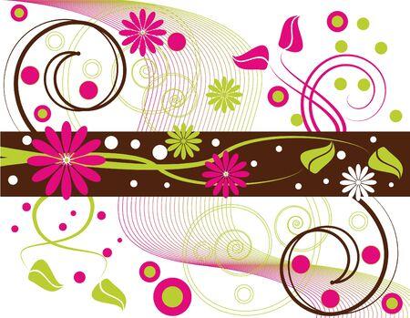 Floral Medley  Foto de archivo - 3437056