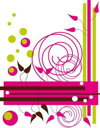 circles: Pink Adventure
