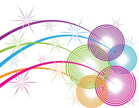 Sparkle Spirals