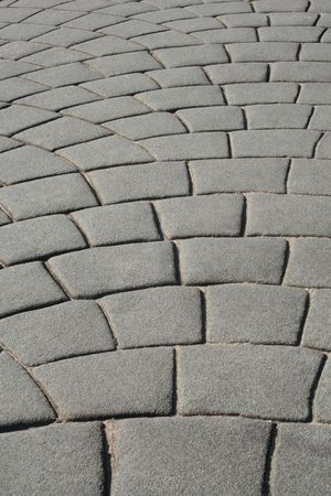 Paving Stone Abstract