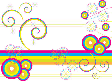 Wheels and Wires Vector