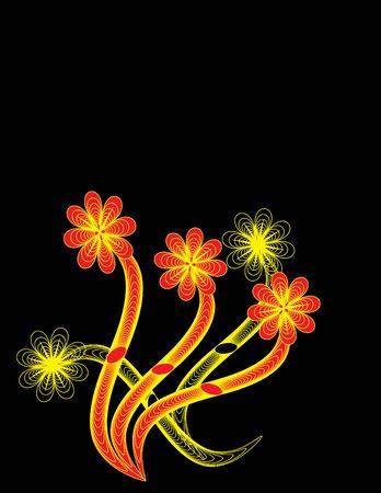 Worm-flower Bouquet