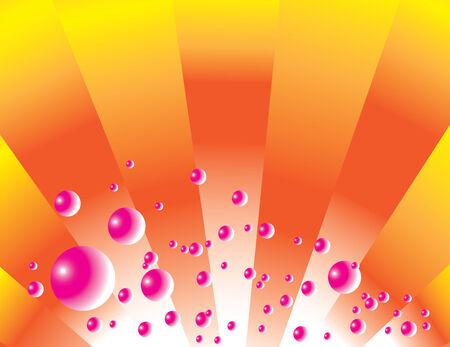 bubbly: Pink Bubbly