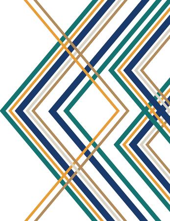 groviglio: Retro Angolo Tangle