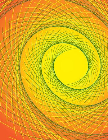 Spiral Network Zdjęcie Seryjne - 4772418
