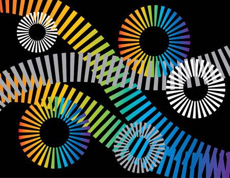 Spin Deco Reklamní fotografie - 4943999