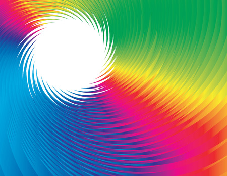 Rainbow Revolution Reklamní fotografie - 5339257