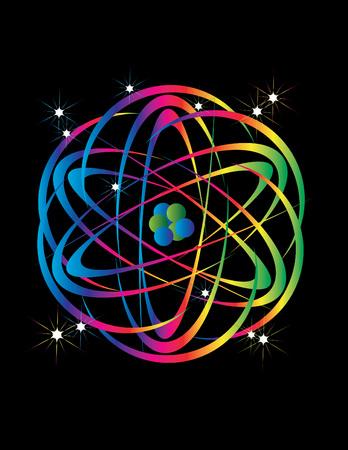 Atomic Energy Stock Vector - 5415297