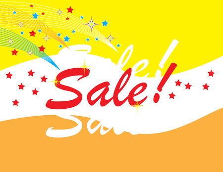 Sale! Stock Vector - 5624564