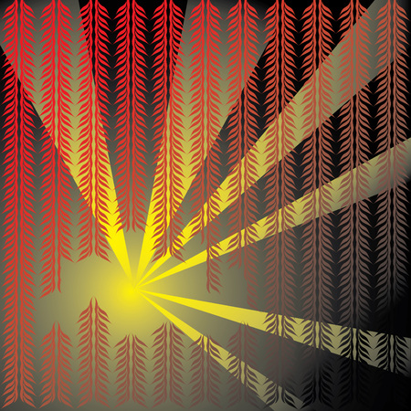 searchlights: Fern Forest Searchlights