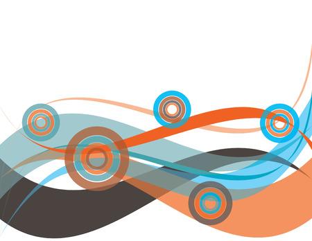 circle shape: Roller Coaster