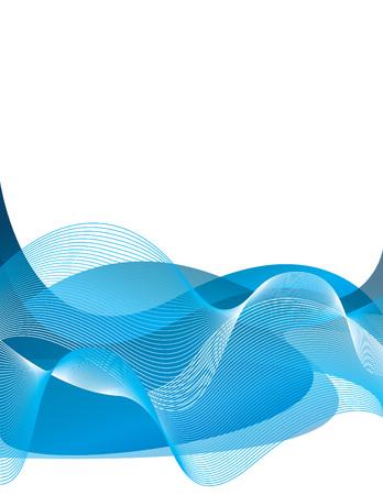 sea line: New Blue Blend